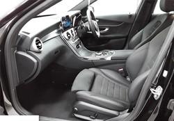 Mercedes C300 Black 02