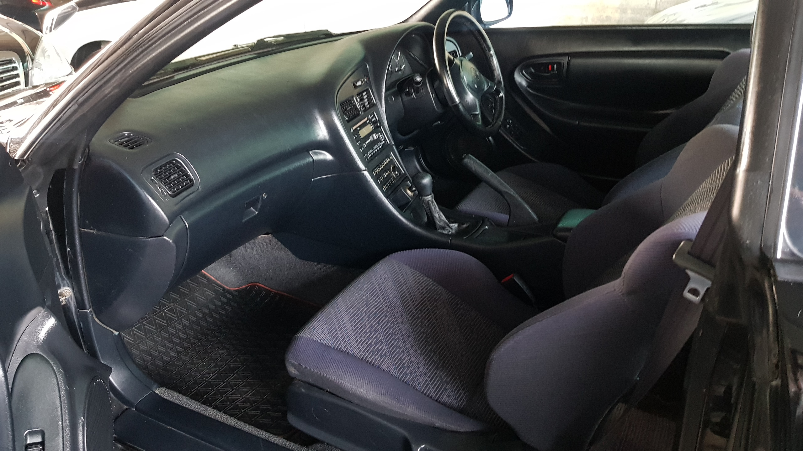 Toyota Celica SS2 Black 08
