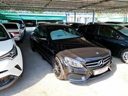 Mercedes C250d Black 02