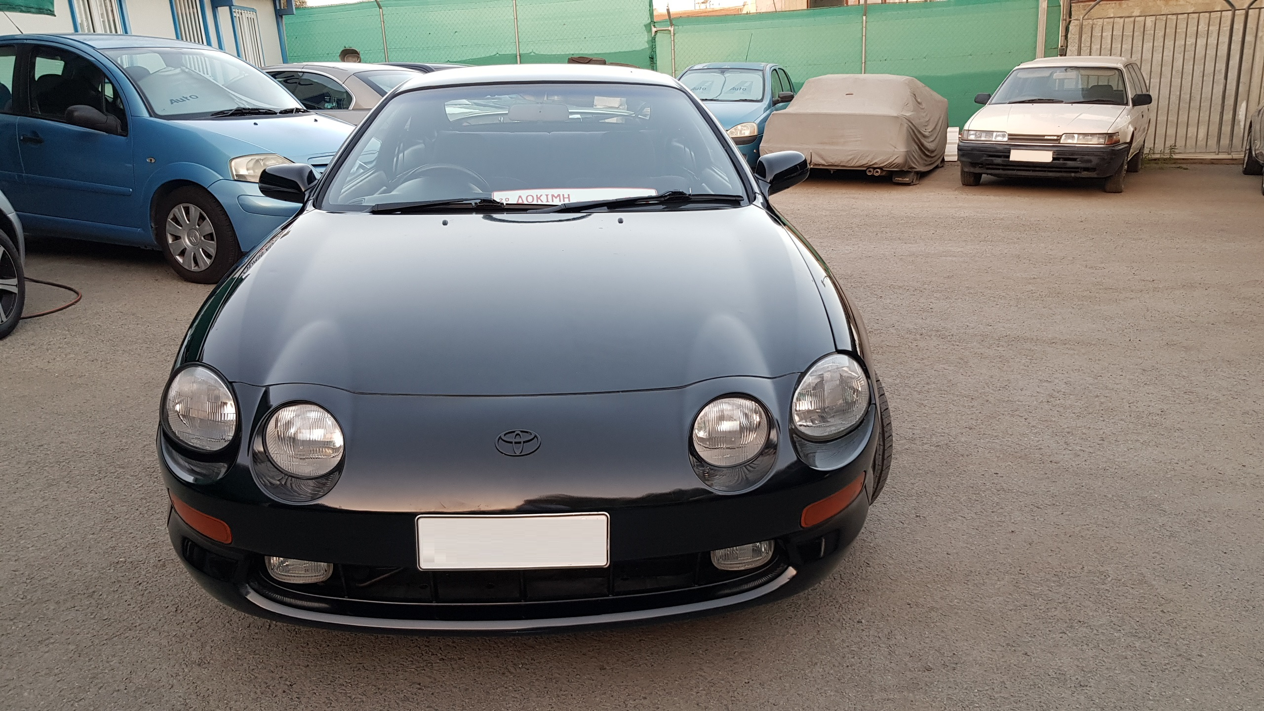 Toyota Celica SS2 Black 02