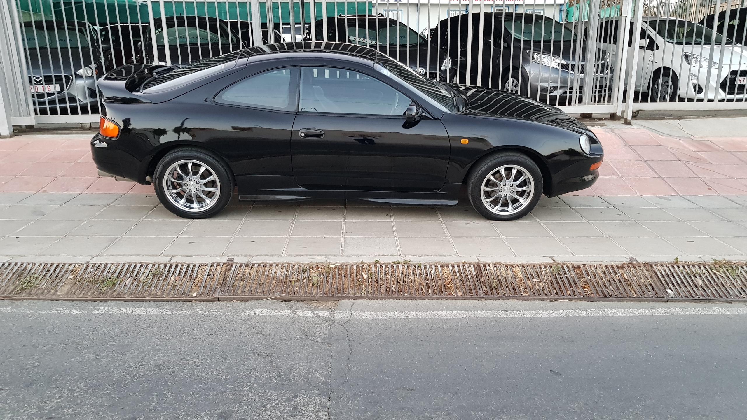 Toyota Celica SS2 Black 05