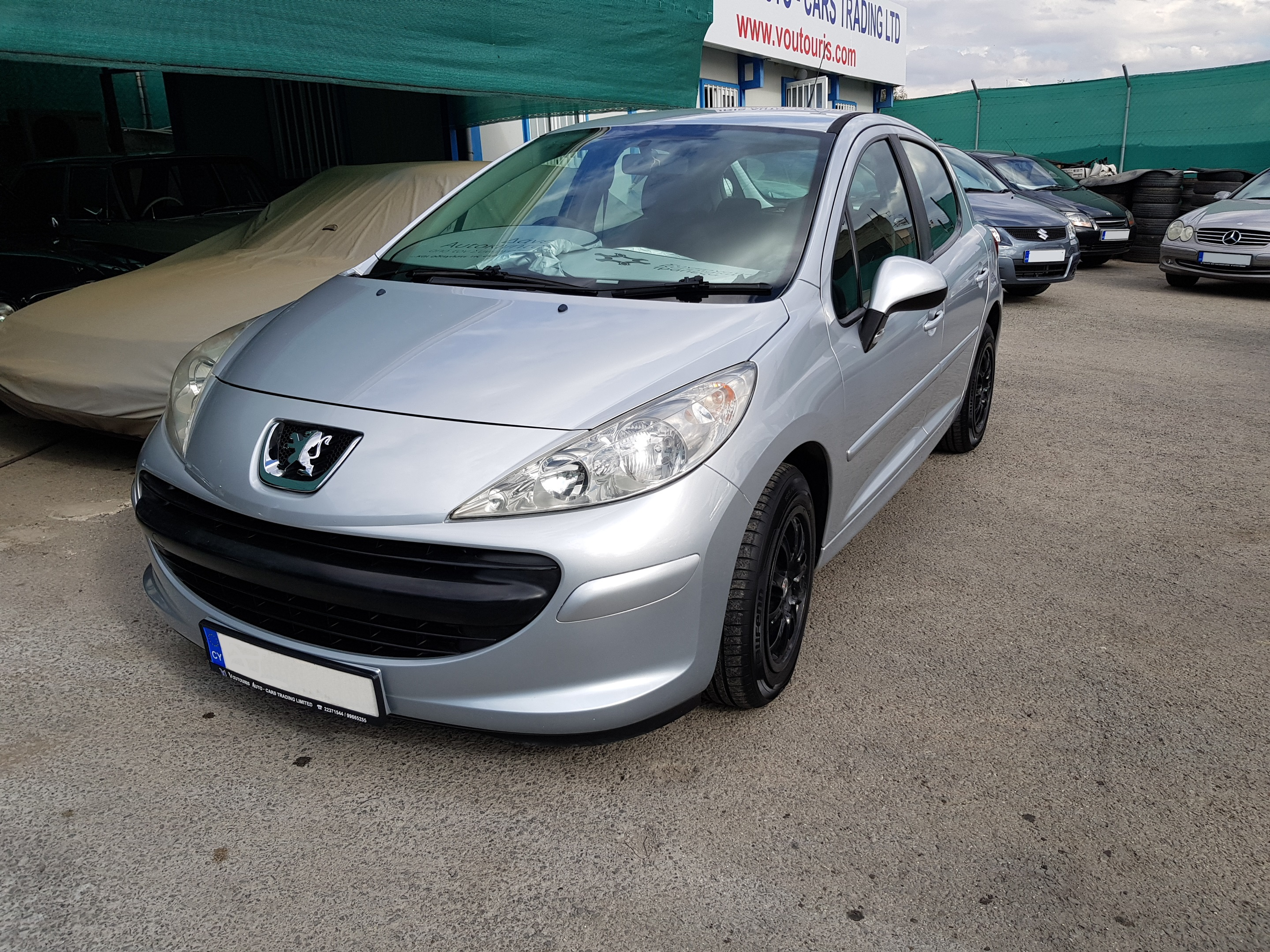 Peugeot 207 Silver 03
