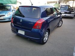 Suzuki Swift Dark Blue 04