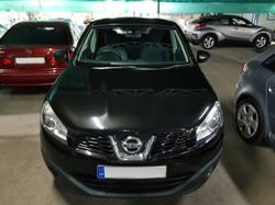 Nissan Qashqai Black 02