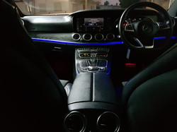 Mercedes E220d Grey 09