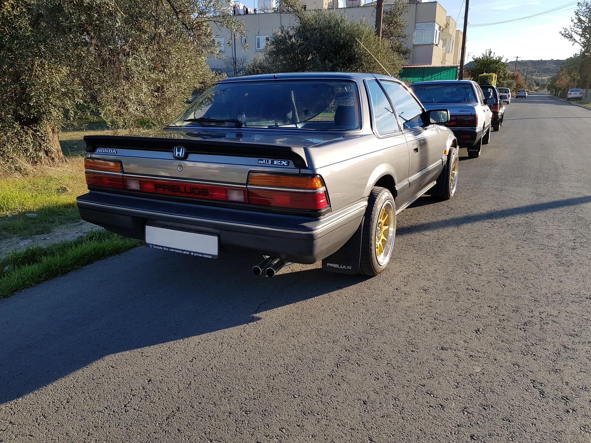 Honda Prelude1