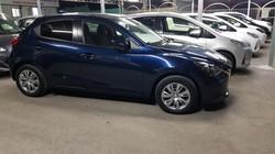 Mazda Demio 2018 Dark Blue 06