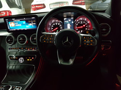 Mercedes C300 2018 Grey 08