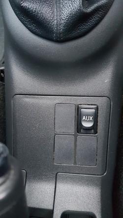 Toyota Yaris Dark Grey 07