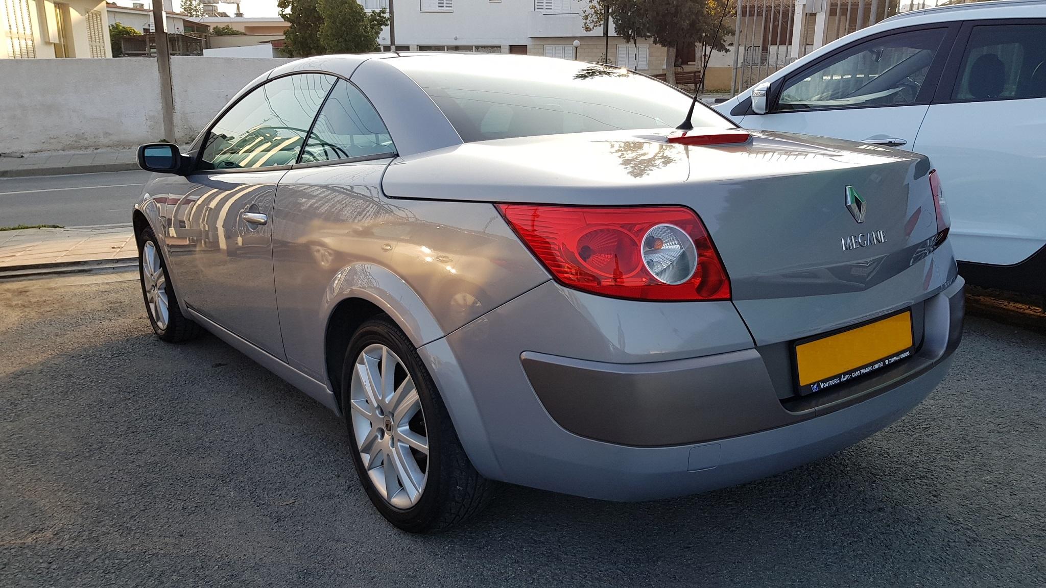 Renault Megane Convertible 05