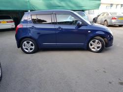 Suzuki Swift Dark Blue 06