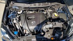 Mazda Demio 2018 Dark Blue 18