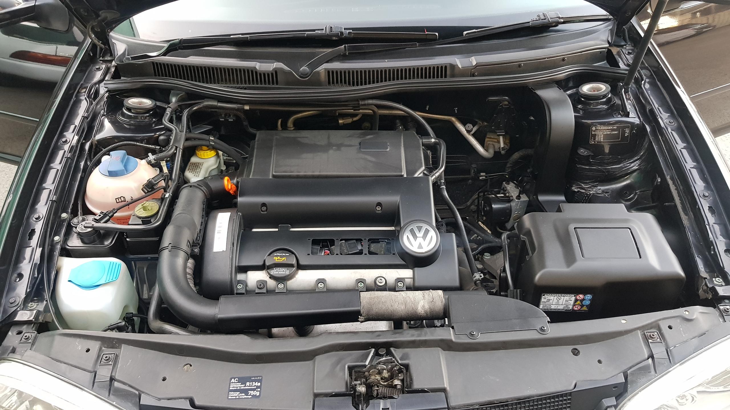 Volkswagen Golf Black 08