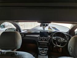 Mercedes C250d Black 07
