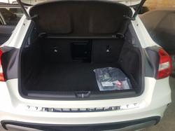 Mercedes GLA200d White 10