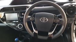 Toyota Aqua 2017 White 09