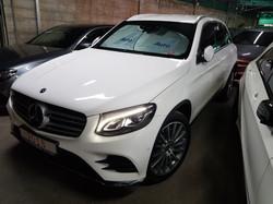 Mercedes GLC250d White 02