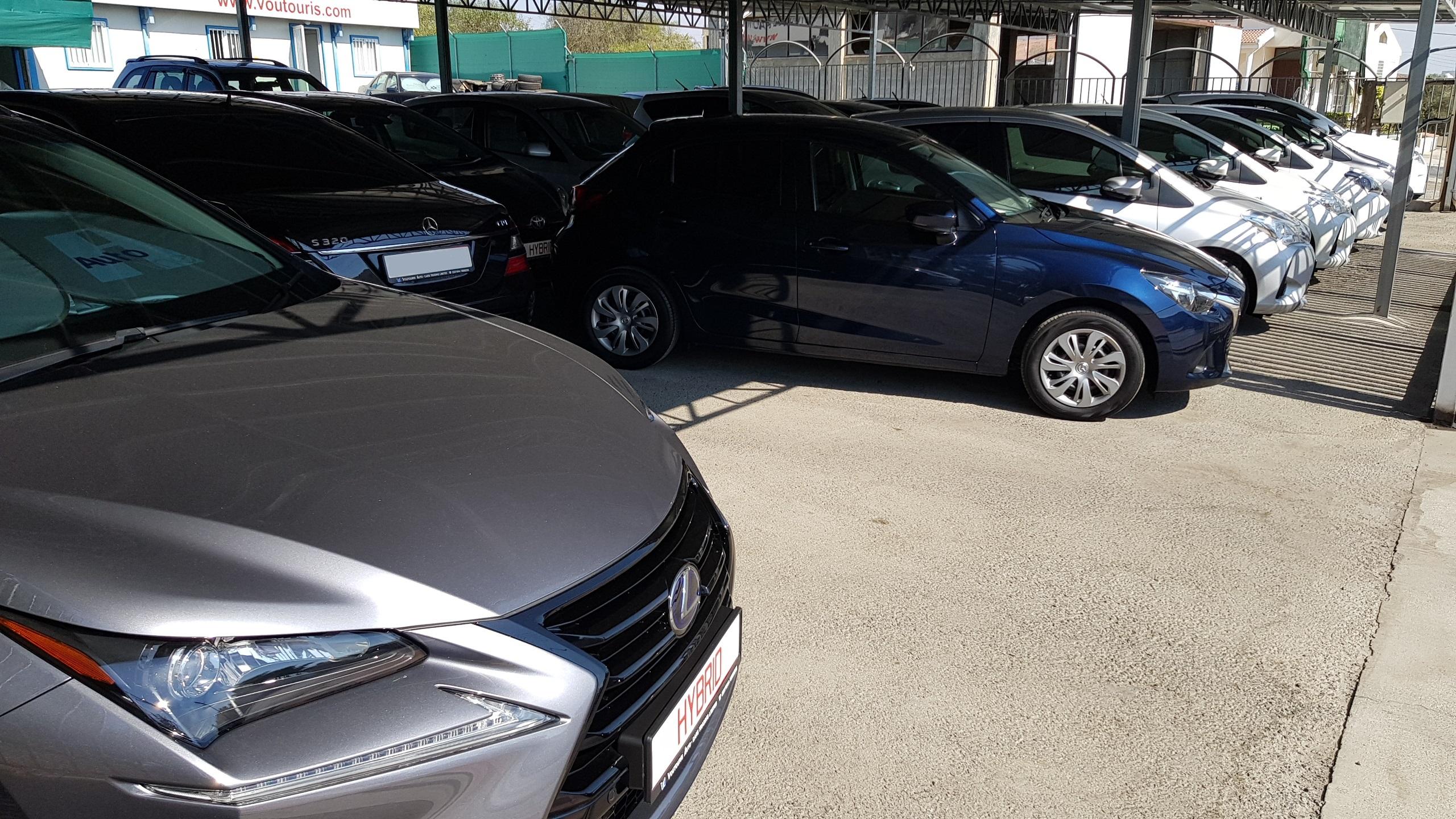 Mazda Demio 2018 Dark Blue 08