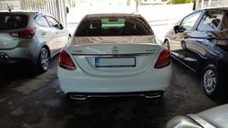 Mercedes C220 CDI White 05