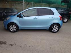 Toyota Vitz Light Blue 04