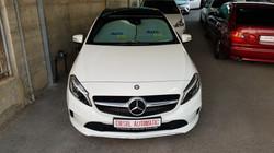 Mercedes A180d Sport White 02