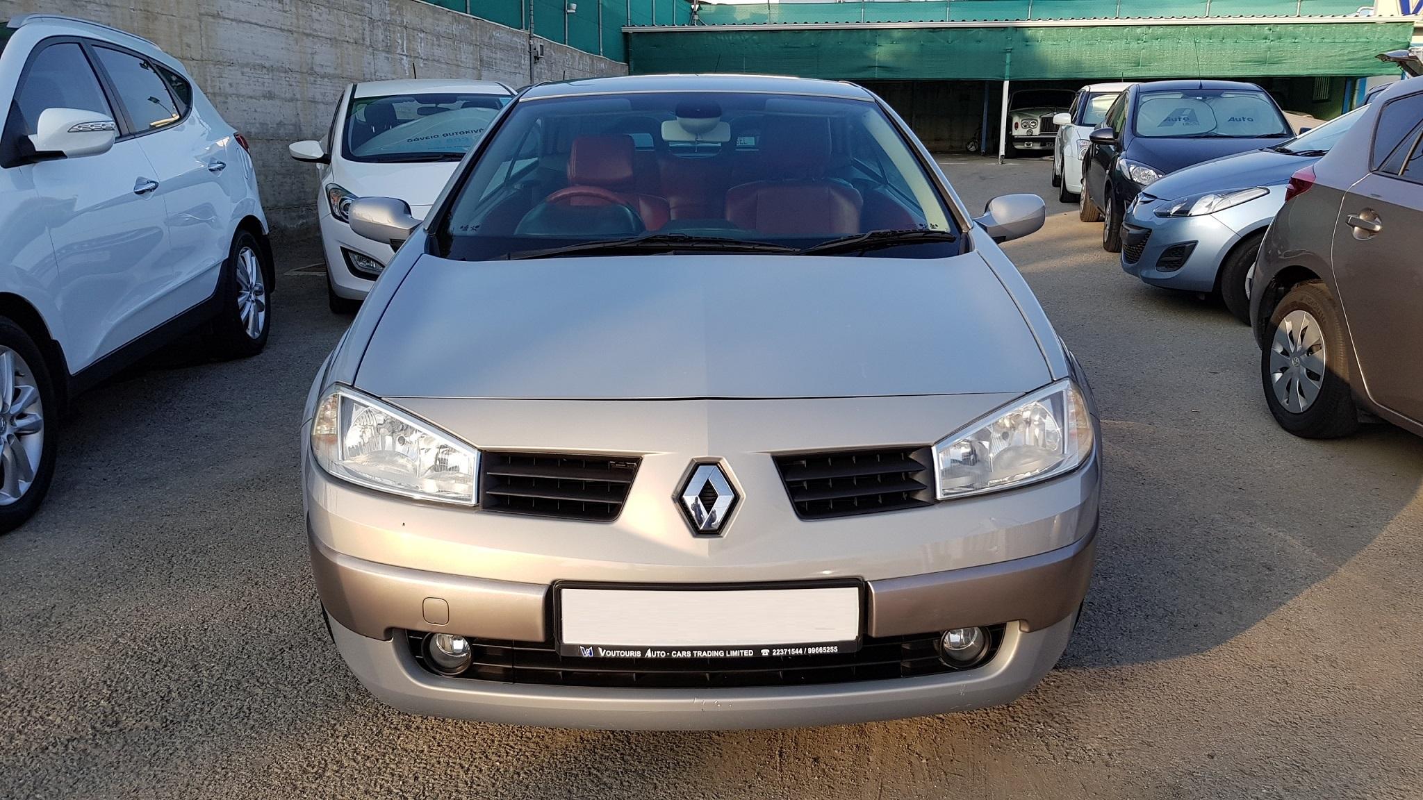Renault Megane Convertible 03