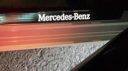 Mercedes A180d Sport White 13