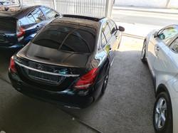 Mercedes C250d Black 05
