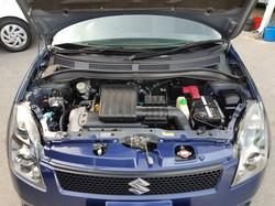 Suzuki Swift Dark Blue 12