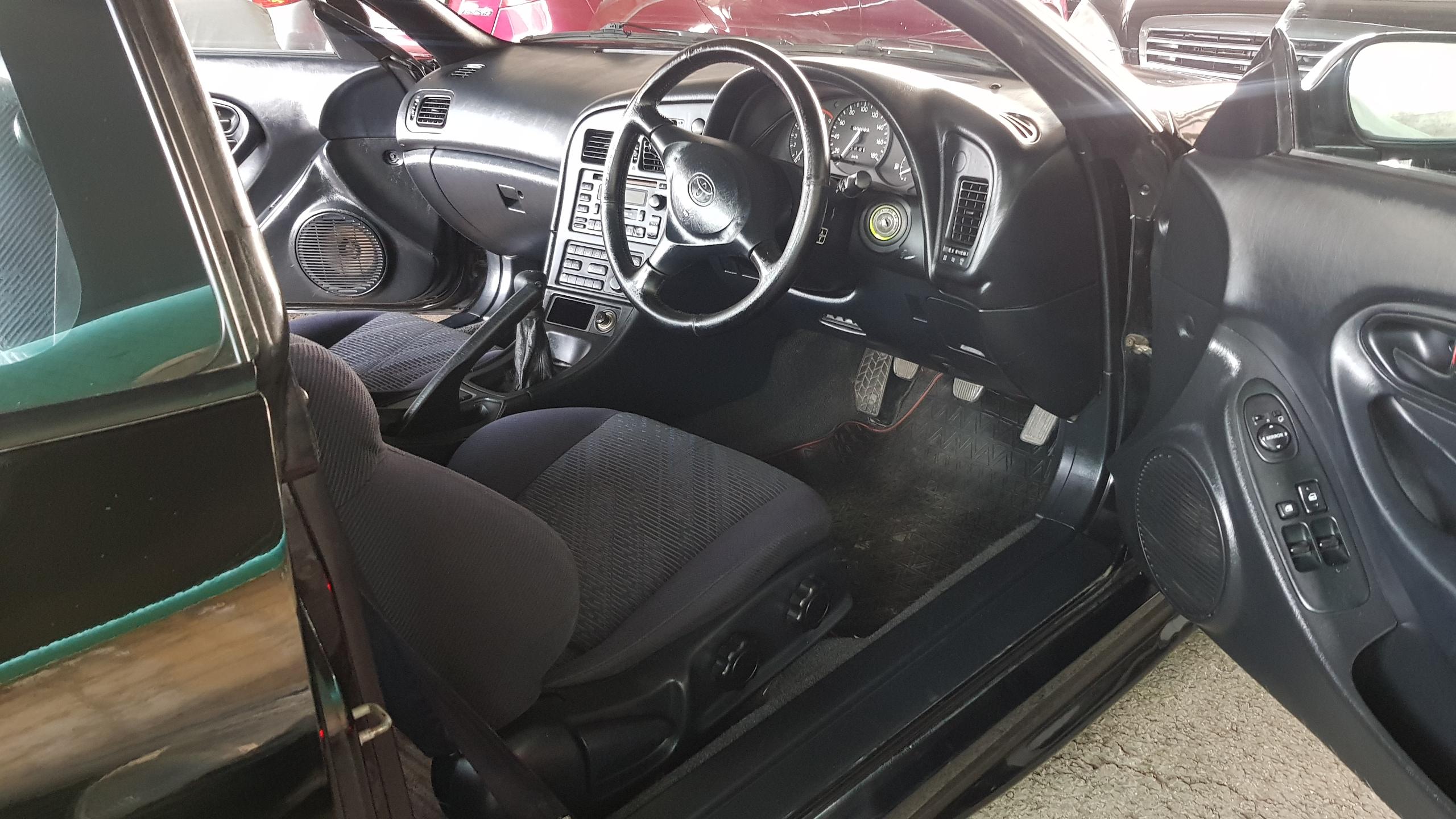 Toyota Celica SS2 Black 07