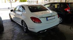 Mercedes C220 CDI White 04