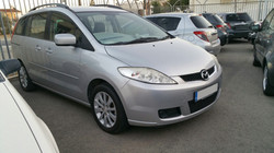 Mazda 5, Voutouris Used Cars Cyprus