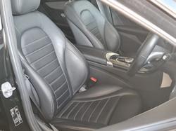 Mercedes C250d Black 09