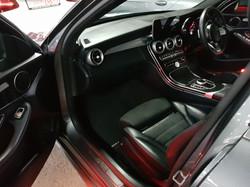 Mercedes C300 2018 Grey 09