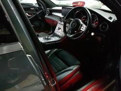 Mercedes C300 2018 Grey 06