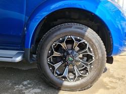 Mitsubishi L200 Double Cab Blue 08