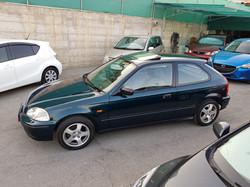Honda Civic Dark Green 03