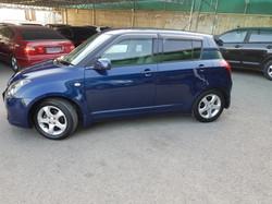 Suzuki Swift Dark Blue 05