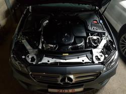 Mercedes E220d Grey 12