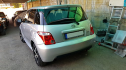 Toyota Ist Silver 02