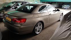 BMW 320i Golden Grey 02
