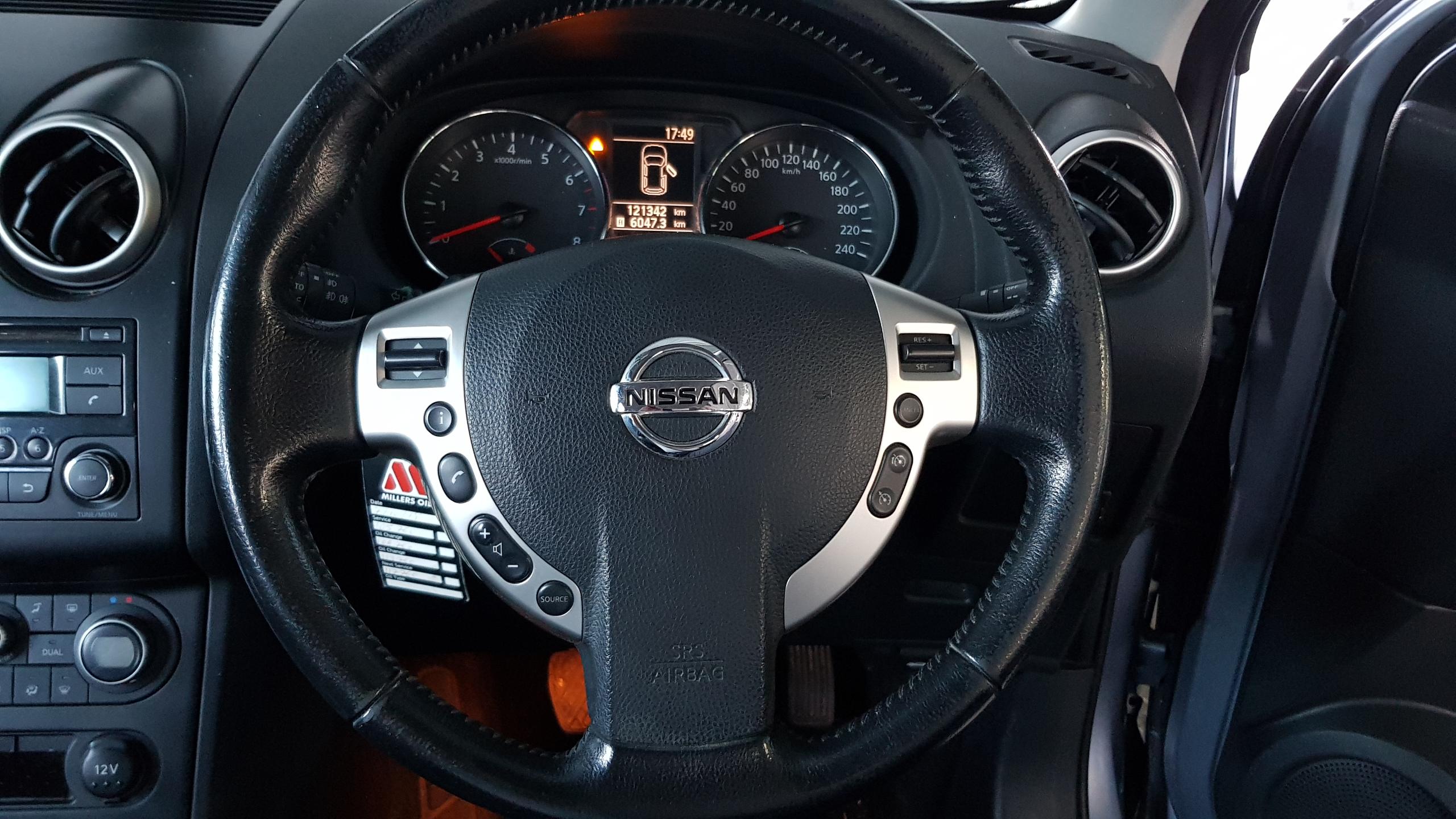 Nissan Qashqai Light Grey 04