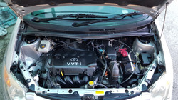 Toyota Ist Silver 06