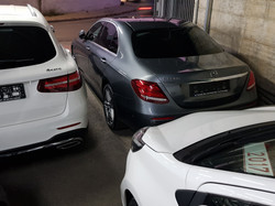 Mercedes E220d Grey 04
