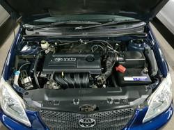Toyota Corolla Blue Pearl 13