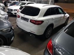 Mercedes GLC250d White 05