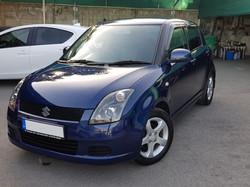 Suzuki Swift Dark Blue 01