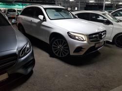 Mercedes GLC250d White 04
