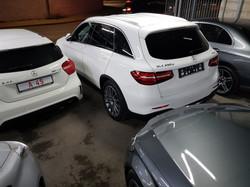 Mercedes GLC250d White 07
