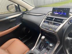 Lexus NX300H Light Grey 06